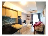 FOR RENT 1 BEDROOM AT THE WAVE RASUNA KUNINGAN (CORAL SAND)