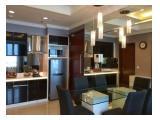 Disewakan Apartemen Denpasar Residences Kuningan City – 1 / 2 / 3 BR Fully Furnished
