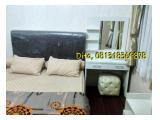 Sewa Unit Apartemen Studio - Harian dan Mingguan Margonda Residence 3 Depok