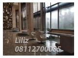 For Rent Apartemen District 8 Senopati (SCBD) 2 Bedroom Furnished Private Lift (Brand New)