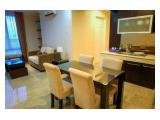 Fantastic View FX Sudirman 2 BR Apartment By Travelio