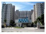 Apartemen East Coast 1 Kamar Saphire murah