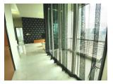 FOR RENT 3 BEDROOM WITH BALCONY AT THE PEAK SUDIRMAN RESIDENCE SOUTH JAKARTA