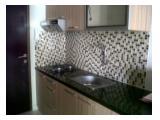 Disewakan Apartemen Tamansari Sudirman – 1 BR 28 m2 Fully Furnished
