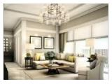Sewa Apartemen 1 Park Avenue Gandaria Available For 2 / 2 + 1 / 3 BR Brand New