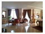 Apartemen Four Seasons Residence Setiabudi Dijual dan Disewakan – 2 / 2+1 / 3+1 BR Fully Furnished