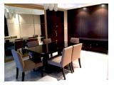 Disewakan Apartemen Sudirman Mansion 2+1 BR Luas 145m2