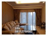Sewa Apartemen Capital Residence (SCBD) 2 Bedroom Full Furnished With Balcony Private Lift