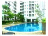 Sewa Apartemen Harian Serpong Green View BSC City Tangerang Selatan Kota BSD Studio Fully Furnished Free Wi-Fi