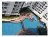DISEWAKAN APT.CASA DE PARCO BSD, TOWER ORCHIDEA, 2BR, VIEW SWIMMING POOL