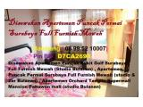 Disewakan Apartemen Puncak Permai Surabaya Full Furnished MEWAh Bersih & Nyaman