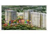 Disewakan Apartemen Bassura City, Jakarta Timur Full Furnished Studio