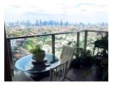 Kemang Village 3 BR Brand New PREMIUM Quality Unit + Appliances Infinity Tower