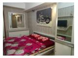 Sewa Harian Apartemen Green Lake View Ciputat – Type Studio 23 m2 Fully Furnished