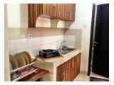 Apartment Gardenia Boulevard, pejaten jaksel. 2 kamar, full furnished