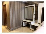 Dijual / Disewakan Apartemen District 8 Senopati – 1, 2, 3, 4 Furnished – Mewah, Harga Merah