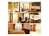 Disewakan Apartement Baru di Pondok Indah Residence - Fully Furnished / Tower Maya / 1BR, 2BR, 3BR