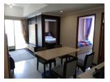 Sewa Murah Apartemen Grand Kartini 2 Kamar Full Furnished Bagus dan Rapi