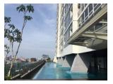 Disewakan Apartemen Menteng Park – 1 BR / 2 BR Full Furnished