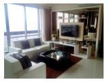 For rent 2 bedrooms apartment at Kemang Mansion