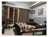 Disewakan Apartemen - Galeri Ciumbuleuit 3 Bandung – studio 33 m2 Full Furnished mewah lengkap