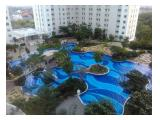 Apartment educity sutorejo studio harian mingguan free wifi pool dan gym