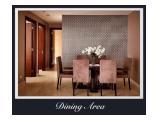 Disewakan Apartemen Essence Dharmawangsa – 4+1 BR 269 m2 Unfurnished
