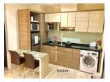 Sewa / Jual (BU) Apartemen Menteng Park - 2 BR - Luas 72m2 - New Full Furnished - Nego sampai jadi