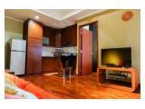 1 BR City View In Sudirman Park Apartemen By Travelio