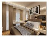 Sewa dan Jual Apartemen Kemang Mansion – 1 BR / 2 BR Fully Furnished