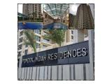 For Rent / For Sale - Pondok Indah Residences, Luxurious Apartment at South Jakarta.