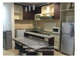 Apartemen Paladian Park 2 Kamar Disewakan || Apartment Paladian Park 2 Bedrooms For Rent Full Furnished