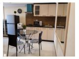 Sewa Apartemen The 18th Residence 1 BR / 2BR Furnished Taman Rasuna