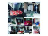 Disewakan unit studio full furnish green view serpong