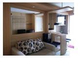 Sewa 2 kamar Bassura City Full Furnished 34m - apartemen Jakarta Timur