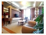 For Rent @ Bedrooom Low Floor at Taman Rasuna Apartment Kuningan Jaksel