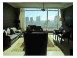 Disewakan Apartemen Kempinski Private Residence – 2 Bedrooms Full Furnished - Very Good Condition