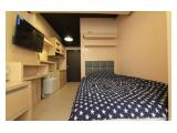 Apartemen Disewakan – The Jarrdin Cihampelas Bandung – Studio (18 m2) Fully Furnished – Bulanan / Tahunan
