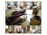 For Rent 3 Bedroom Low Floor at Taman Rasuna Epicentrum Kuningan Jakarta Selatan