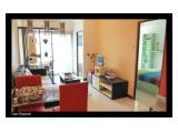Living room and study room
