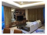 Sewa Apartemen Regatta 3 BR Luas 206 m2 Furnished High Floor (300 Juta/Tahun)