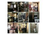 Sewa Harian/Bulanan/Tahunan Apartemen Suites Metro Bdg Type Studio & 2Kmr