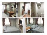 Sewa Harian Apartemen Kebagusan City – Type Studio / 2 BR Full Furnished
