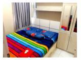 Sewa Harian Apartemen Center Point Bekasi Tipe 2 Bedrooms Full Furnised Tower A-B-C-D