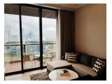 Disewakan Apartemen District 8 Type 1 BR & Fully Furnished