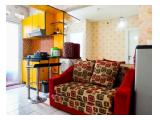 2BR Pino Green Pramuka Apartment By Travelio