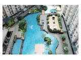 Disewakan apartemen Royal Mediterania Garden type Studio 26.8 m2 Furnish (BARU), jakarta Barat