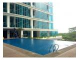 Sewa Apartemen Brooklyn Alam Sutera - Studio 34.79 m2 Full Furnished - Brand New Unit