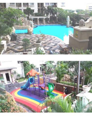 Sewa Apartemen Mediterania Boulevard Kemayoran - 2 BR 45 ...