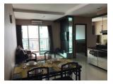 Disewakan Apartment Thamrin Residence - 3 BR 94 m2 Full Furnished